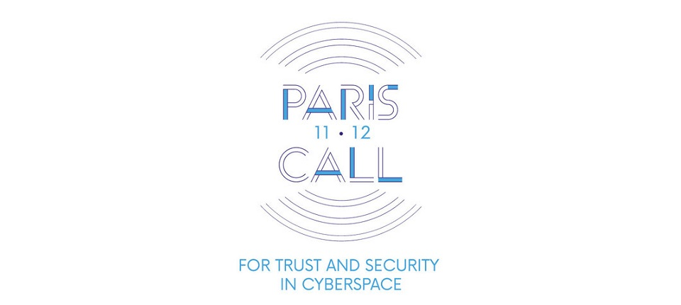 Blockchain for Europe joins Paris Call for Trust and Stability in Cyberspace