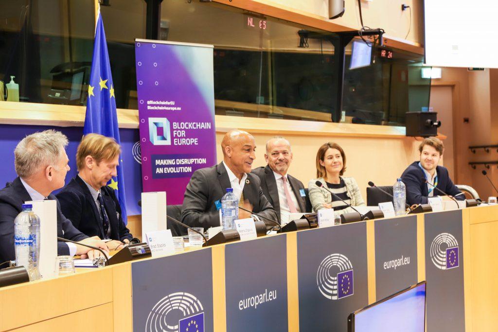 Blockchain for Europe Summit 2020