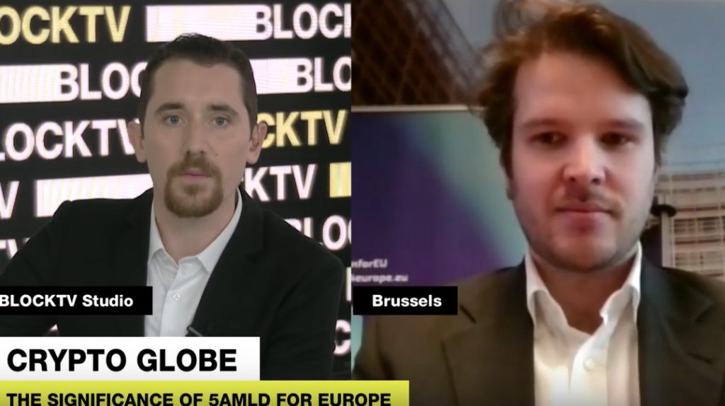 Implications of AMLD V for Blockchain businesses in Europe