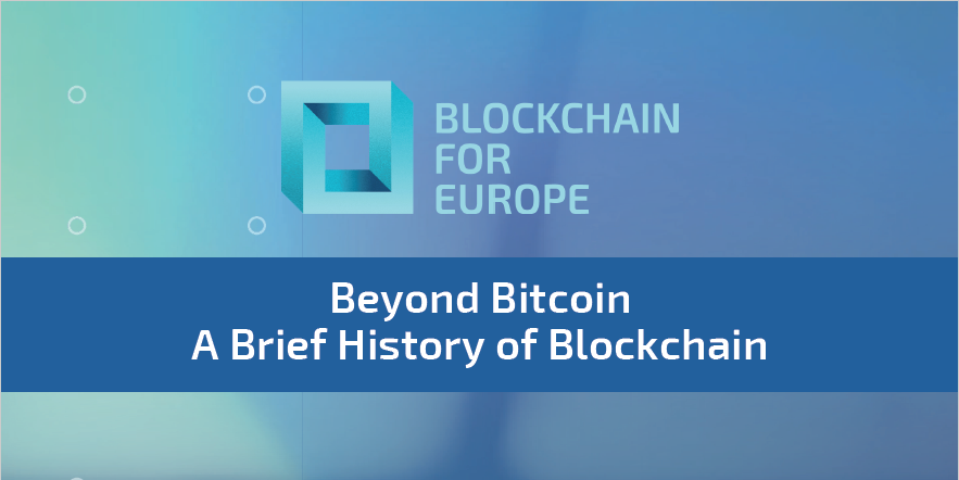 Blockchain – The story so far