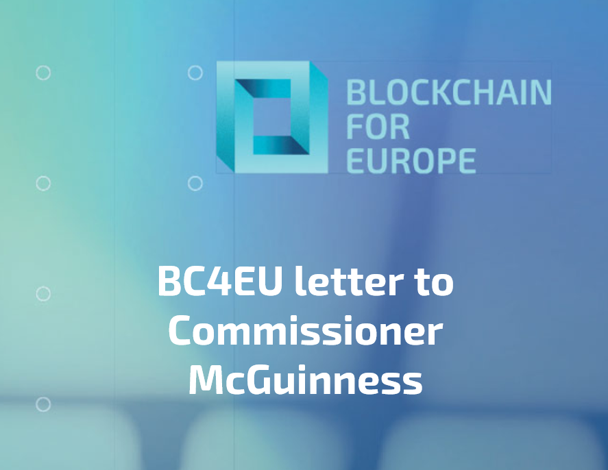 BC4EU letter to Commissioner McGuinness